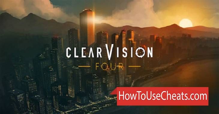 Clear Vision 4 how to use Cheat Codes and Hack Money and Gold
