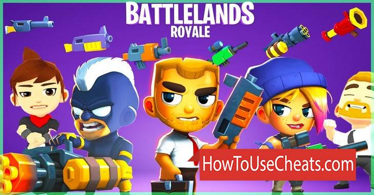 Battlelands Royale how to use Cheat Codes and Hack Experience