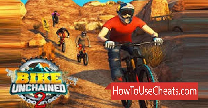 Bike Unchained 2 how to use Cheat Codes and Hack Money and Gold