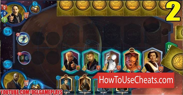 Doctor Who: Battle of Time how to use Cheat Codes and Hack Gold, Gems and Lives