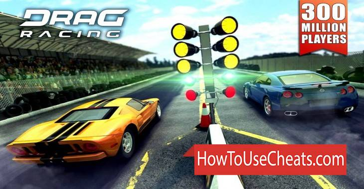 Drag Racing how to use Cheat Codes and Hack Money