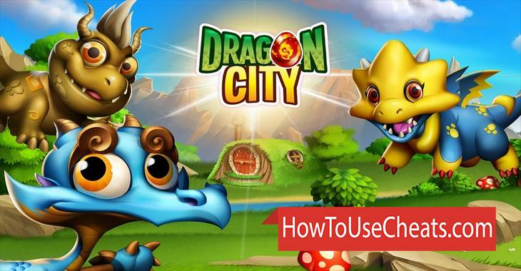 Dragon City how to use Cheat Codes and Hack Gems and Gold