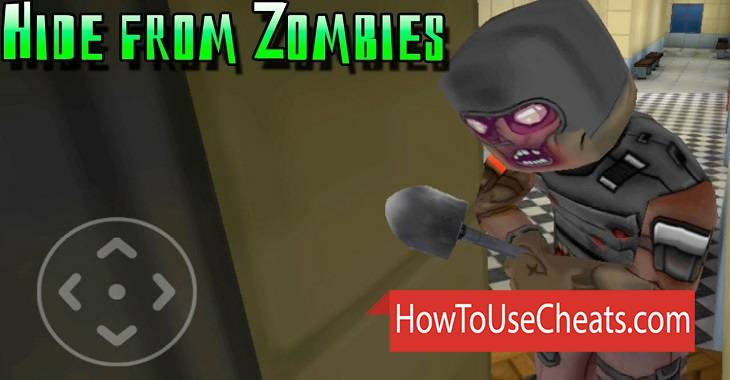Hide from Zombies: ONLINE how to use Cheat Codes and Hack Money