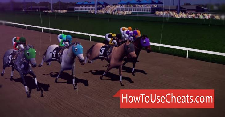Horse Racing Manager 2018 how to use Cheat Codes and Hack Money and Energy