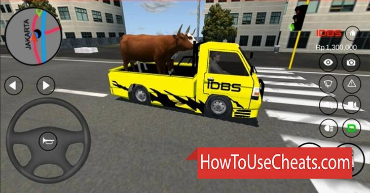 IDBS Pickup Simulator how to use Cheat Codes and Hack Money