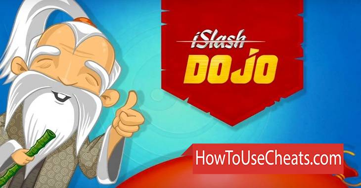 iSlash DOJO how to use Cheat Codes and Hack Coins