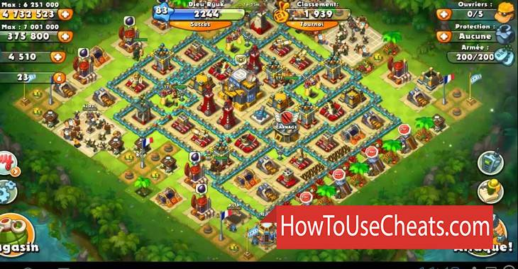 Jungle Heat how to use Cheat Codes and Hack Gems