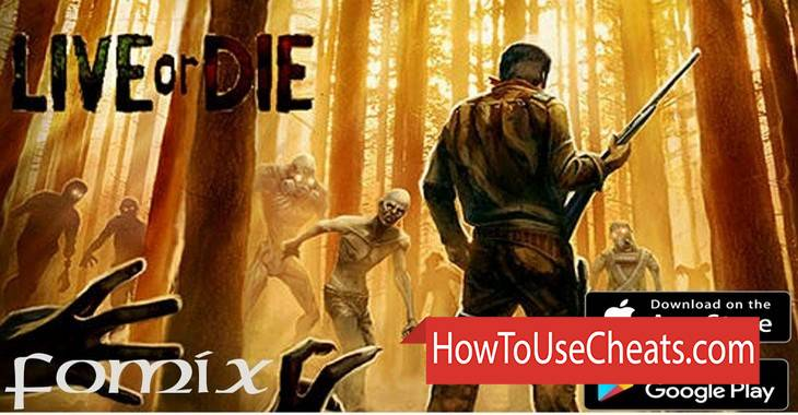 Live or die Survival how to use Cheat Codes and Hack Money