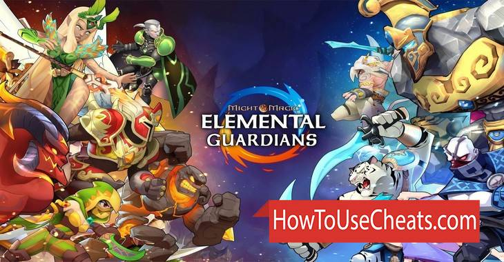 Might & Magic Elemental Guardians how to use Cheat Codes and Hack Diamonds and Coins