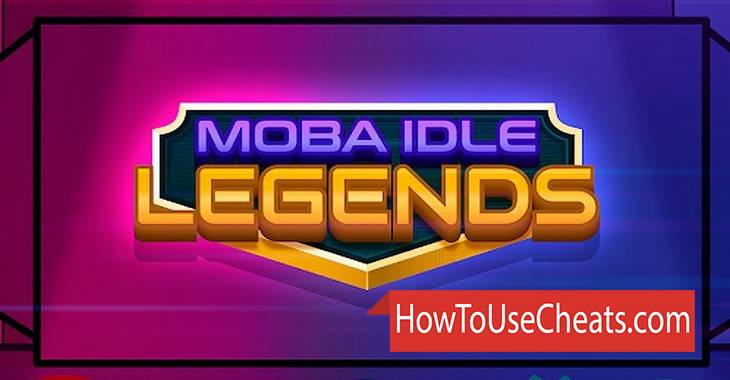 Moba Idle Legend how to use Cheat Codes and Hack Gems