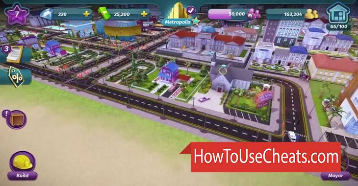 My City - Entertainment Tycoon how to use Cheat Codes and Hack Gold and Gems