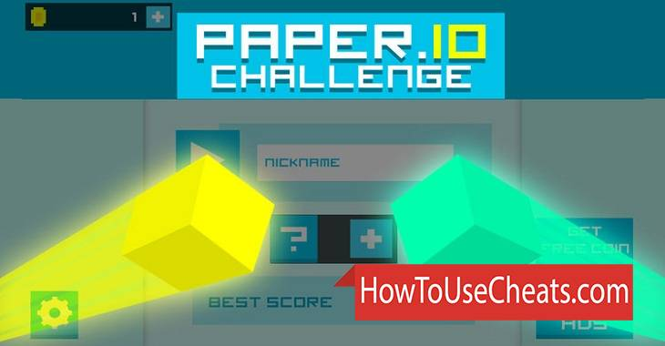 Paper. io 2 how to use Cheat Codes and Hack Energy