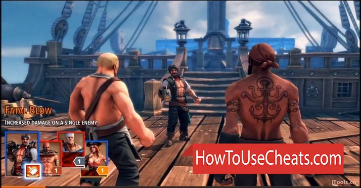 Pirate Tales how to use Cheat Codes and Hack Gold and Silver
