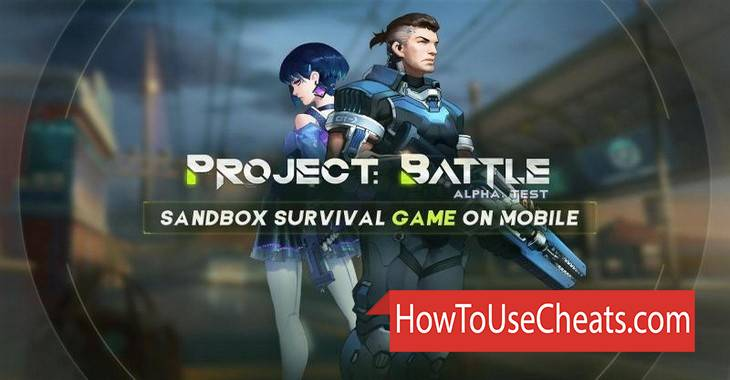 Project Battle how to use Cheat Codes and Hack Gold