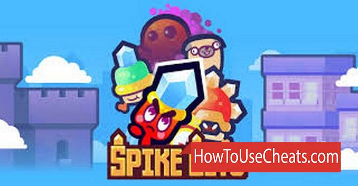 Spike City how to use Cheat Codes and Hack Coins