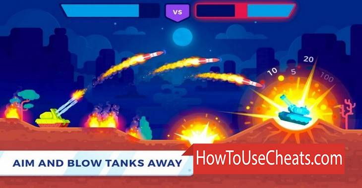 Tank Stars how to use Cheat Codes and Hack Coins