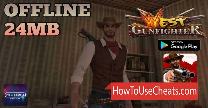 West Gunfighter how to use Cheat Codes and Hack Gold and Coins