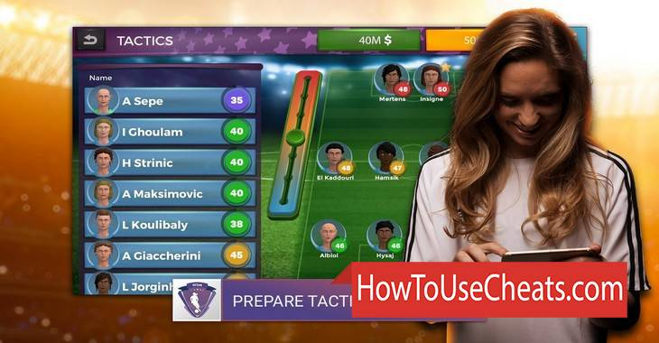 Women's Soccer Manager how to use Cheat Codes and Hack Money