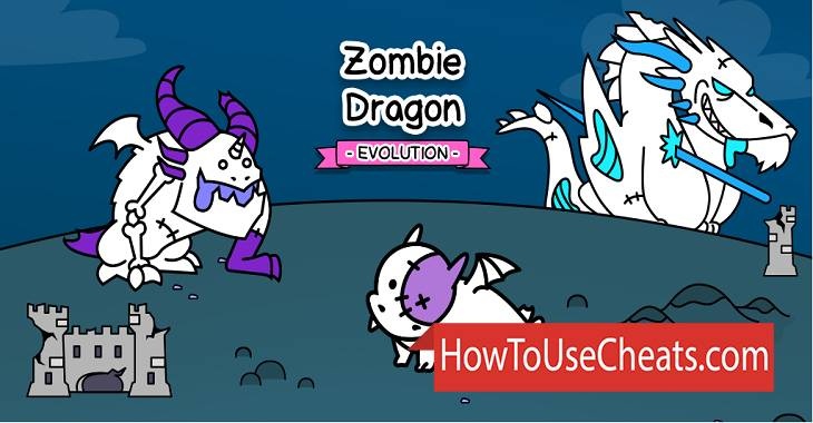 Zombie Dragon Evolution how to use Cheat Codes and Hack Coins and Gems