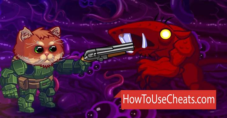 Armored Kitten how to use Cheat Codes and Hack Money, Lives and Health