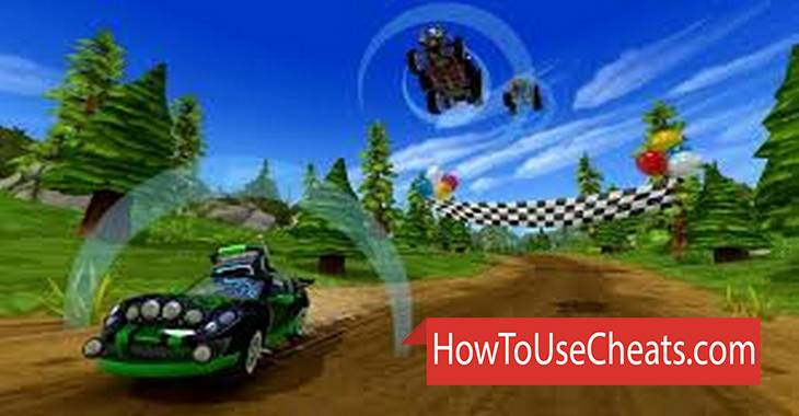 Beach Buggy Racing 2 how to use Cheat Codes and Hack Coins, Bamboo and Gems
