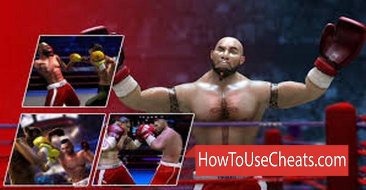 Boxing 3D — Real Punch how to use Cheat Codes and Hack Coins