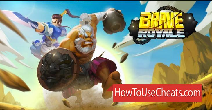 Brave Royale how to use Cheat Codes and Hack Gold, Stones and Experience