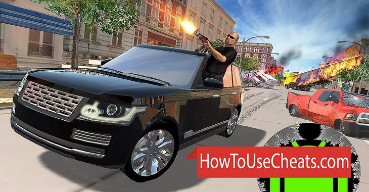 Crime Traffic how to use Cheat Codes and Hack Money, Lives, Cars and Boosters