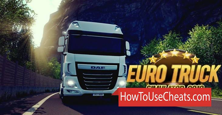 Euro Truck Simulator 2018 how to use Cheat Codes and Hack Money
