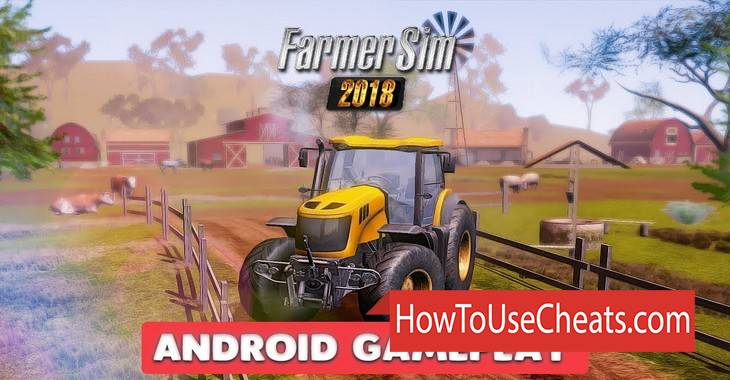 Farmer Sim 2018 how to use Cheat Codes and Hack Money