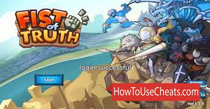 Fist of Truth how to use Cheat Codes and Hack Coins