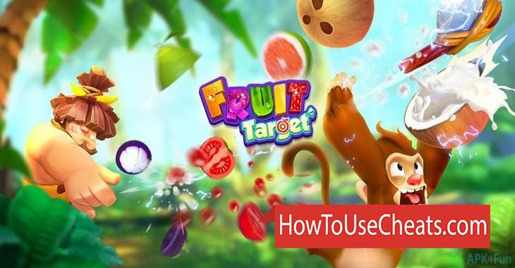 Fruit Target how to use Cheat Codes and Hack Money and Experience