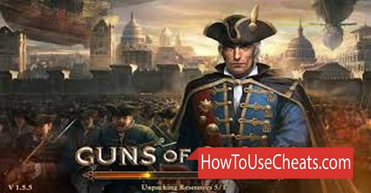 Guns of Glory Cheats, Hack, Mod Apk Gold