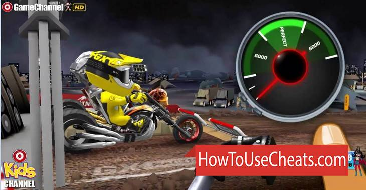 GX Racing how to use Cheat Codes and Hack Coins and Diamonds