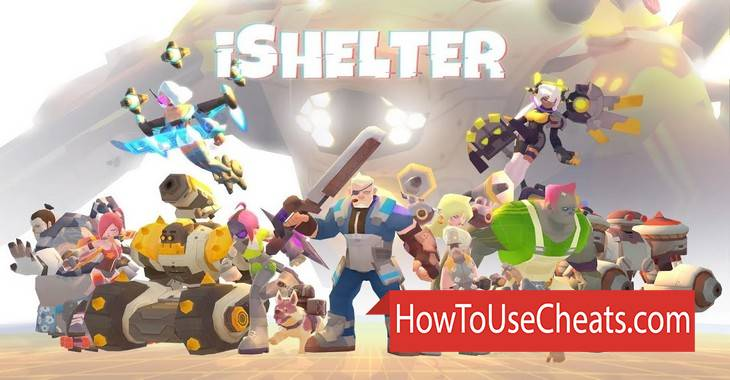 iShelter — Adventure RPG how to use Cheat Codes and Hack Gold and Tickets