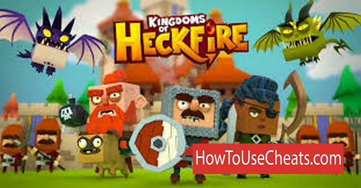 Kingdoms of Heckfire how to use Cheat Codes and Hack Coins and Rubies