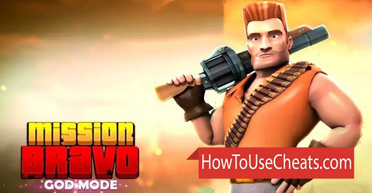 Mission Bravo: GOD MODE how to use Cheat Codes and Hack Money