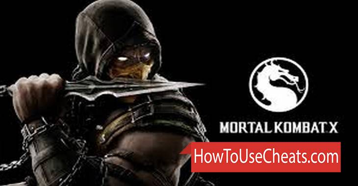 MORTAL KOMBAT X how to use Cheat Codes and Hack Money, Souls and Gold