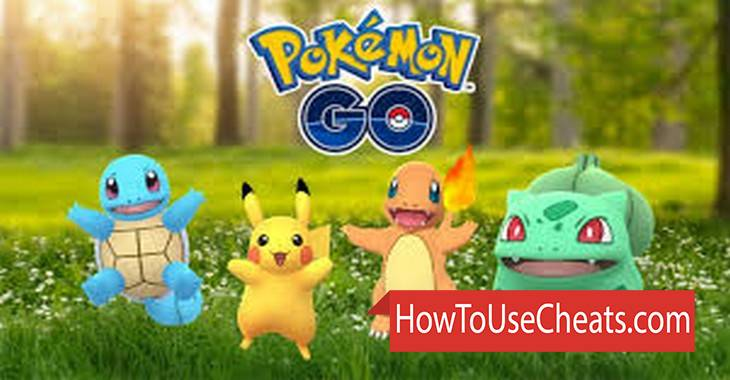 Pokemon GO how to use Cheat Codes and Hack Coins and Potions