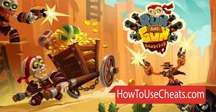 Run & Gun: BANDITOS how to use Cheat Codes and Hack Coins, Experience and Chili