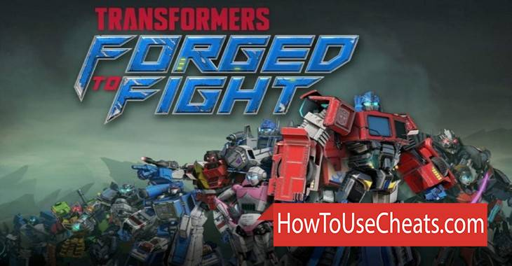 Transformers: Forged to Fight how to use Cheat Codes and Hack Gold and Gems