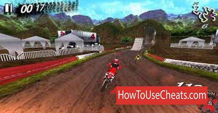 Ultimate MotoCross 4 how to use Cheat Codes and Hack Money and Experience