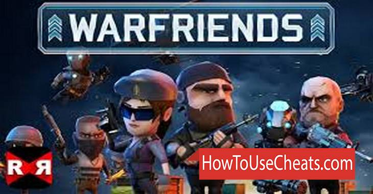WarFriends how to use Cheat Codes and Hack Gold and Warbuckes