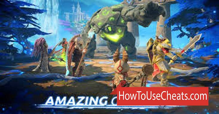 Age of Magic how to use Cheat Codes and Hack Gold and Gems