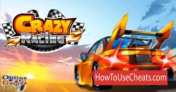 Crazy Racing — Speed Racer how to use Cheat Codes and Hack Coins and Diamonds