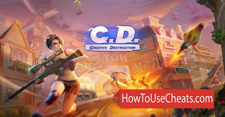 Creative Destruction how to use Cheat Codes and Hack Experience and Coins