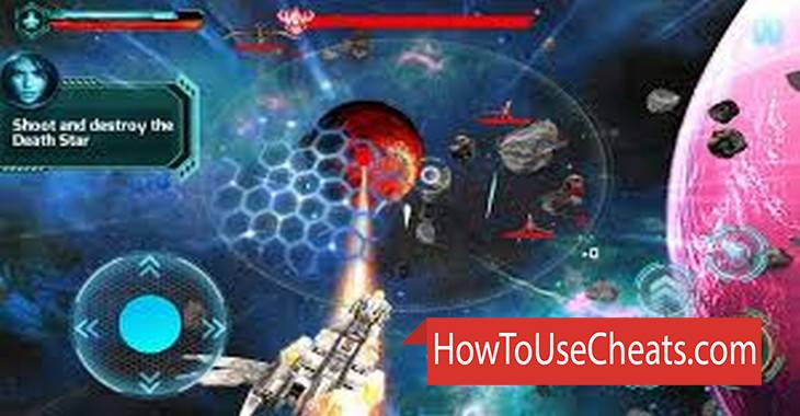 Galaxy Strike 3D how to use Cheat Codes and Hack Money and Gold