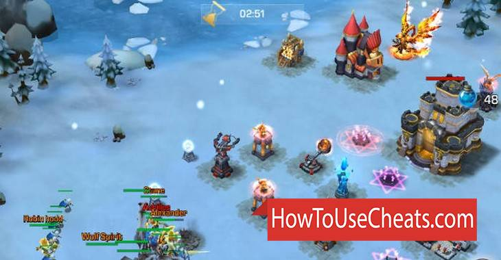 Heroes Odyssey how to use Cheat Codes and Hack Diamonds