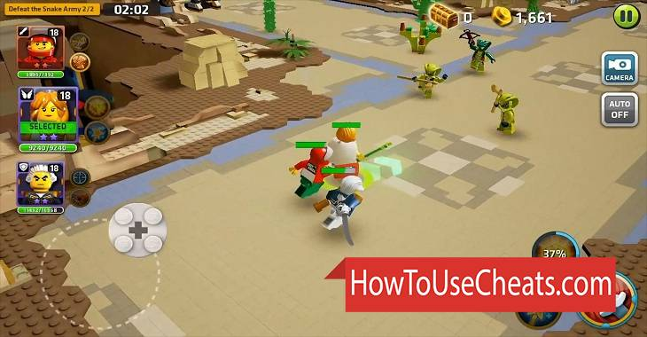 LEGO Quest & Collect how to use Cheat Codes and Hack Money, Snuds and Bananas