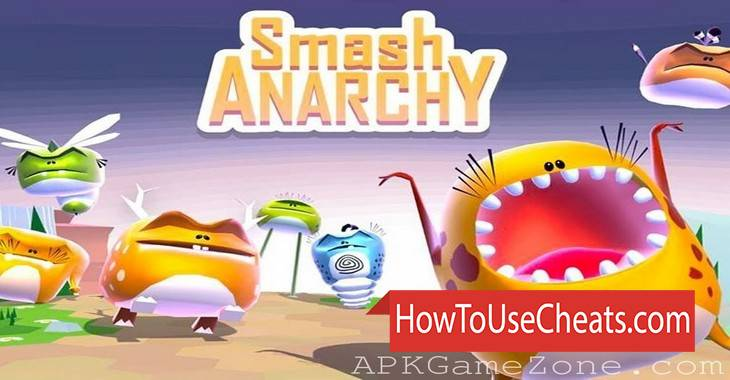 Minion Shooter : Smash Anarchy how to use Cheat Codes and Hack Coins and Gems